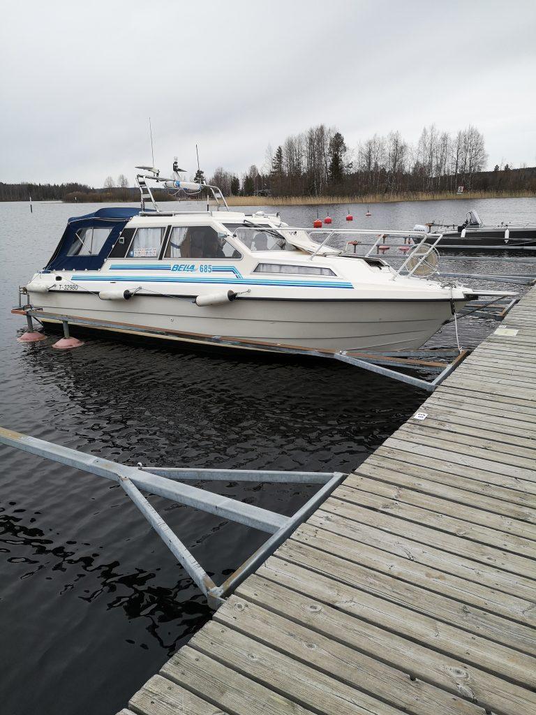 Venevuokraus Tampere